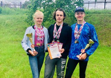 Сильнейшие юные гребцы Приморья вошли в сборную края