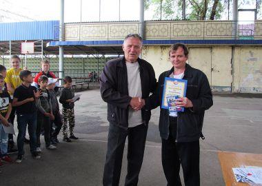 В Лесозаводске в честь международного Олимпийского дня устроили соревнования по дартсу и стрельбе