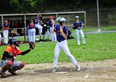 Команды Приморья и Хабаровского края сразились в дальневосточном первенстве по бейсболу