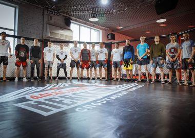 Приморские бойцы сразились в турнире на призы клуба «Александр Невский»