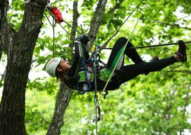 Приморские школьники показали навыки в прикладных видах спорта