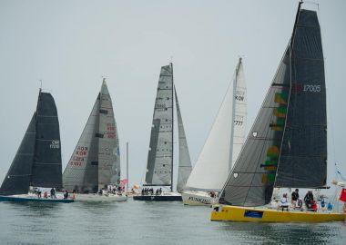 Приморские экипажи приняли участие в международной регате в Южной Корее