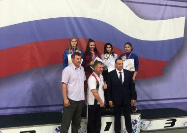 Приморские спортсменки стали бронзовыми призерами Спартакиады учащихся России по боксу