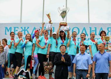 Кубок Губернатора Приморья выиграли гребцы из Владивостока