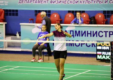 Бадминтонисты 35 стран борются за олимпийские очки в турнире Russian Open