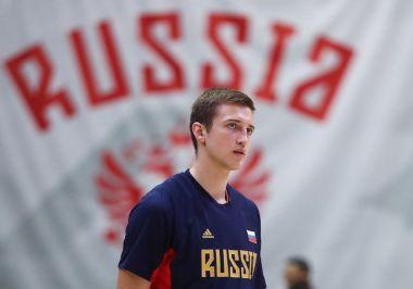 Григорий Мотовилов: «Старался быть максимально агрессивным в игре против Иордании»