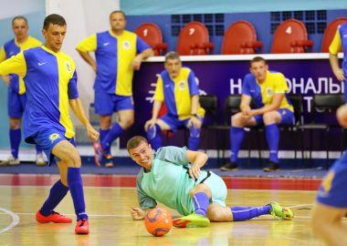 Команда «Приморье» - победитель турнира по мини-футболу в честь Дня физкультурника