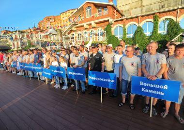 Экипаж из Приморья одержал Победу в чемпионате России по парусному спорту