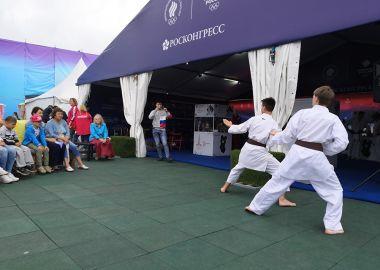 Выставку Олимпийского комитета России во Владивостоке посетило свыше 20 тысяч человек