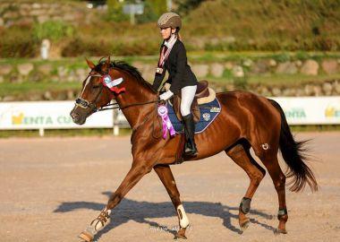 Приморская спортсменка стала бронзовым призером престижных стартов по конному спорту