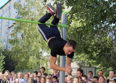 Еще одна «губернаторская» спортплощадка открылась в Арсеньеве