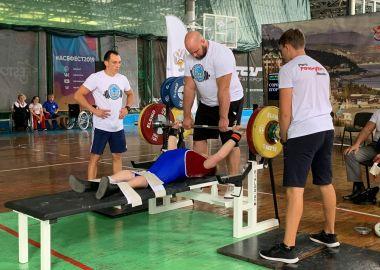 Спортсмен из Приморья завоевал «бронзу» на Кубке России по пара пауэрлифтингу