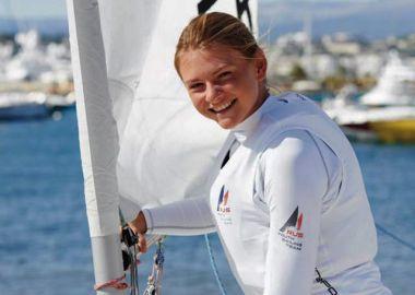 Яхтсменка из Владивостока Мария Кислухина стала чемпионкой России