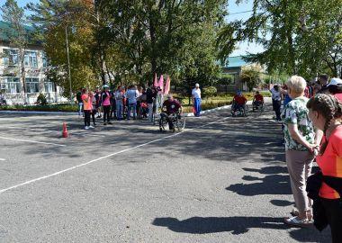 Соревнования воспитанников реабилитационных центров и интернатов собрали более 100 участников