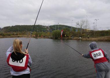 Юные рыболовы Приморья состязались в удачливости и мастерстве