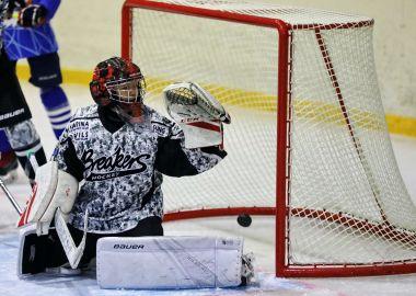 Юные хоккеисты «Полюса» дважды обыграли корейскую команду «Брейкерс»