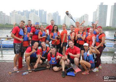 Владивостокские гребцы одержали три победы на международных соревнованиях в Корее