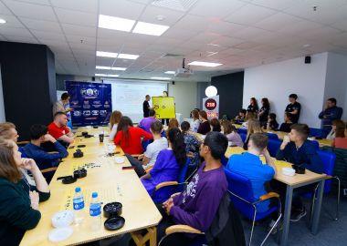 Секция по игре в го открылась в Дальневосточном федеральном университете