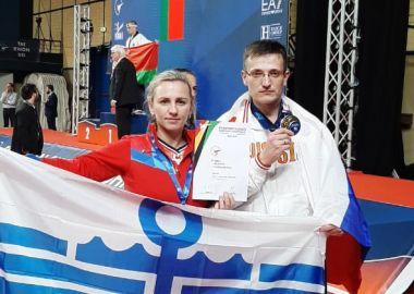 Спортсмен из Приморья выиграл «золото» на чемпионате Европы по пара-тхэквондо