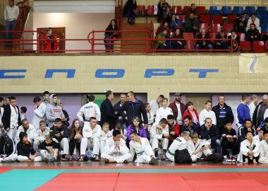На «Кубке Тихого океана» по джиу-джитсу выступили российские и китайские спортсмены