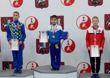 Приморские ушуисты выиграли медали на всероссийском турнире