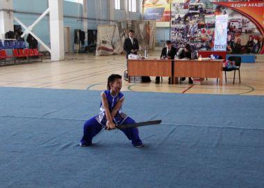 Во Владивостоке прошел турнир по ушу
