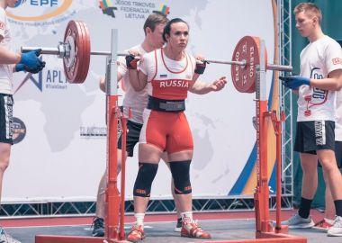 Приморская спортсменка Ангелина Еловикова – сильнейшая женщина Европы