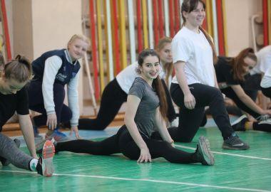 Приморские школьники принимают активное участие в уроках ГТО