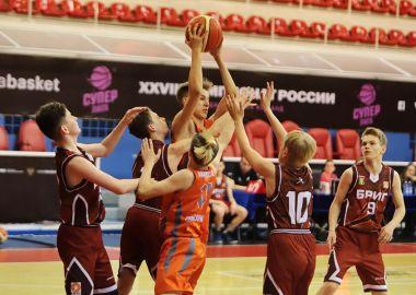 Детские команды сразятся за Кубок Федерации баскетбола Приморья