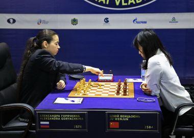 Чемпионка мира по шахматам определится в Приморье 24 января