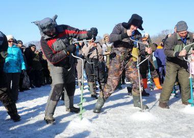 «Народная рыбалка» в Приморье собрала 2,5 тысячи участников