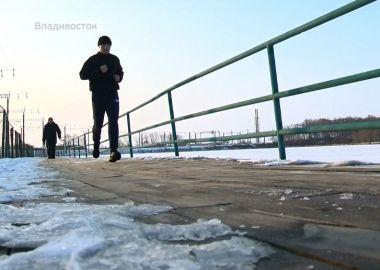 Любители бега ратуют за возрождение озера Юность