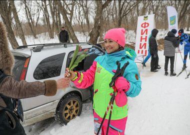 Лыжная гонка в честь Международного женского дня собрала более 300 спортсменов Приморья