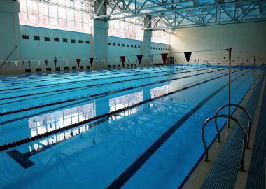 Условия для подготовки сборной России по плаванию создают в спорткомплексе столицы Приморья