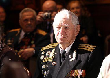 95-летие отметил ветеран Великой Отечественной войны и приморского спорта Тимофей Холопов