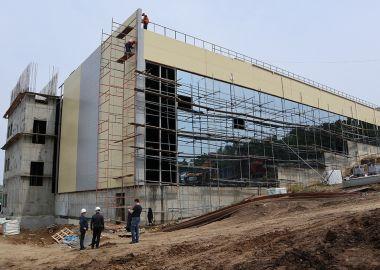 Современный спорткомплекс построят на юге Приморья в этом году