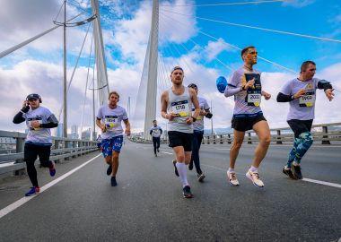 Международный V Galaxy Vladivostok Marathon перенесен на 2021 год