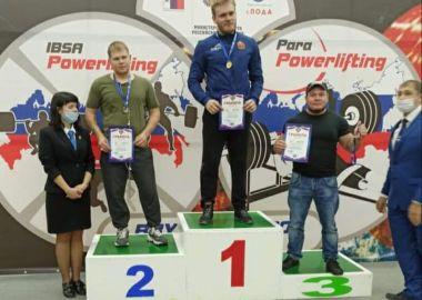 Приморцы с ограниченными возможностями здоровья завоевали медали на Кубке России по пауэрлифтингу