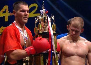 Кудоист из Приморья Евгений Шаломаев стал победителем турнира «Битва Чемпионов 12: Школа против школы»