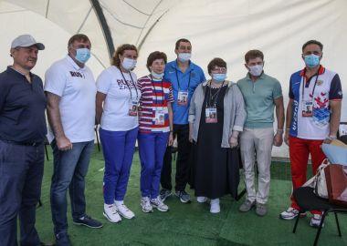 Делегация чемпионов и призеров Олимпийских игр посетит Приморье