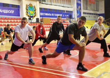 Представители силовых структур Приморья выполнили нормативы ГТО «На рекорд»