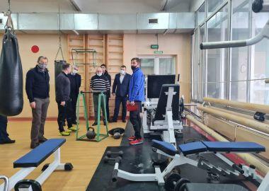 Сборная России по боксу будет готовиться к Олимпиаде в Японии во Владивостоке